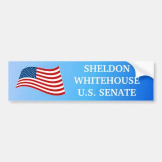 Sheldon Whitehouse for Senate Bumper Sticker