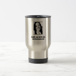 Shelia Myles Stainless Steel 15 oz Travel/Commuter Stainless Steel Travel Mug