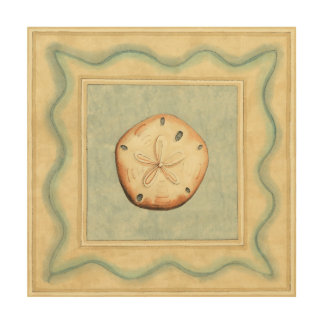 Shell Collector Wood Wall Decor