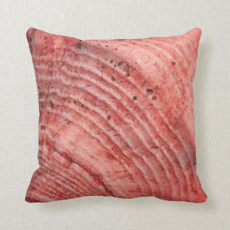 Shell in Ice Cream Pink Cushion