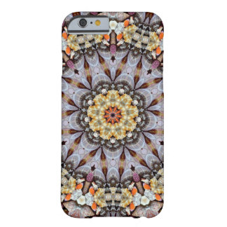 Shell Mandala-Mystery of The Sea Barely There iPhone 6 Case