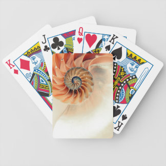 Shell Of Life Bicycle Playing Cards