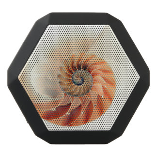Shell Of Life Black Bluetooth Speaker