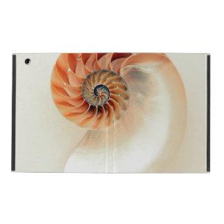 Shell Of Life iPad Case
