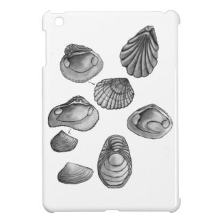 Shell sketch iPad mini covers