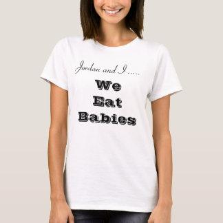 Shellie: iEat Babies T-Shirt