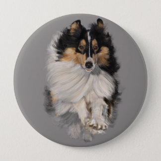 Shellie on the Move 10 Cm Round Badge