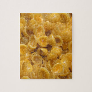 shells and cheese jigsaw puzzle