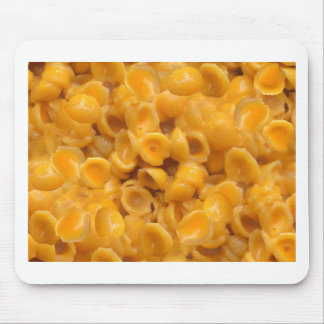 shells and cheese mouse pad