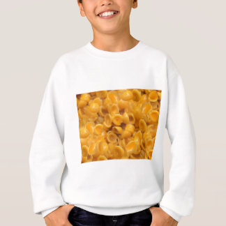 shells and cheese sweatshirt