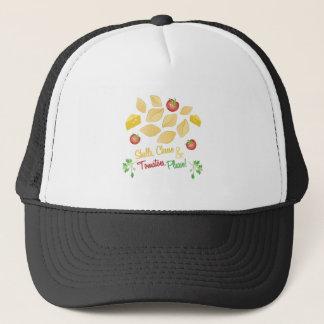 Shells Cheese Trucker Hat