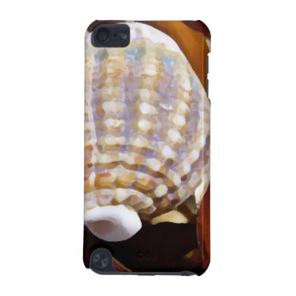 Shells from the ocean iPod touch 5G case