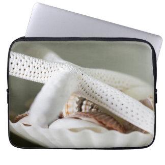 shells laptop sleeve