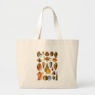 Shells Large Tote Bag