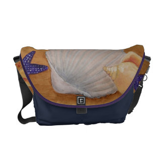 Shells Rickshaw Messenger Bag