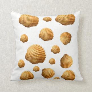 shells white lamp shade throw pillow