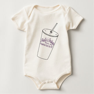 Shelly's Shakes Cup Baby Bodysuit
