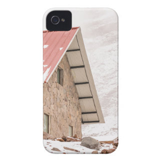 Shelter at Chimborazo Mountain in Ecuador iPhone 4 Case-Mate Case