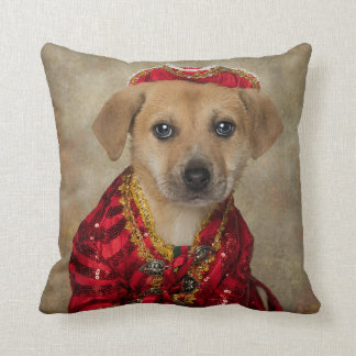 Shelter Pets Project - Ginger Throw Pillow