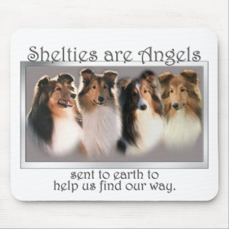 Sheltie Angel Mouspad Mouse Pad