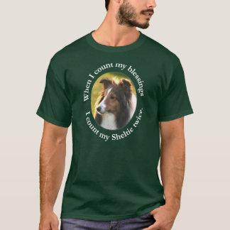 Sheltie Blessing #2 T-Shirt