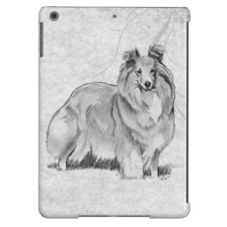 Sheltie Case For iPad Air