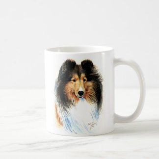 Sheltie Coffee Mug
