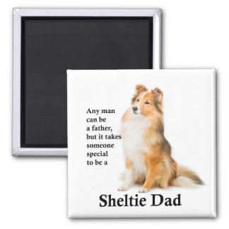 Sheltie Dad Magnet