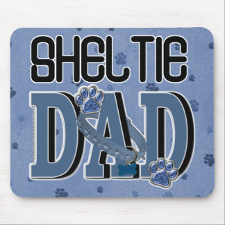 Sheltie DAD Mouse Pad