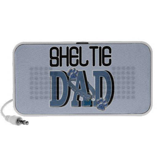 Sheltie DAD iPod Speaker