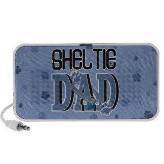 Sheltie DAD Travelling Speakers
