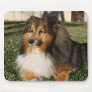 Sheltie Dog Mousepad