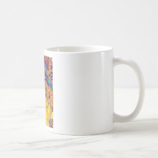 Sheltie image coffee mug