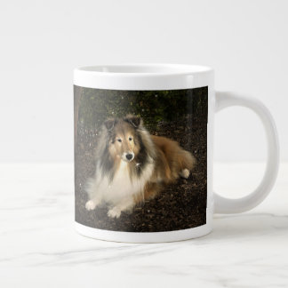 Sheltie Magic Jumbo Mug