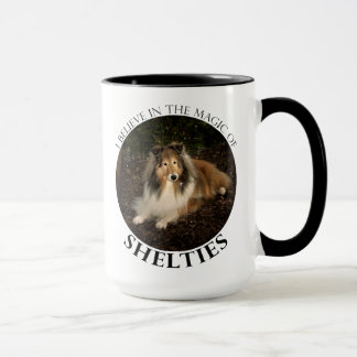 Sheltie Magic Mug