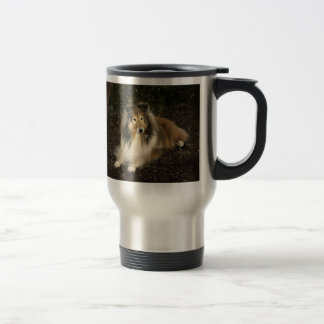 Sheltie Magic Travel Mug