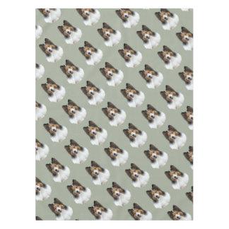 Sheltie Portait Tablecloth