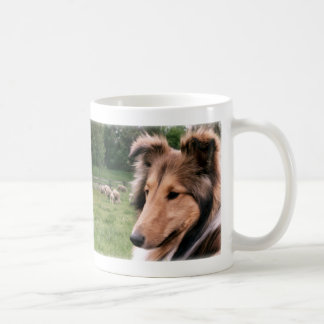 Sheltie & Sheep Mug
