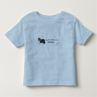 sheltie toddler T-Shirt
