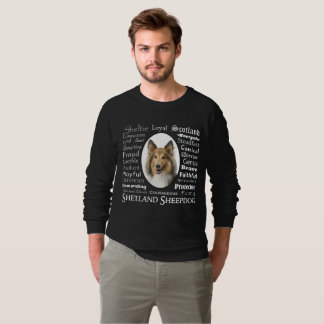 Sheltie Traits Sweatshirt