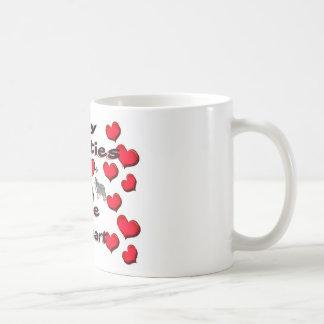 Shelties Rule 2 Coffee Mug
