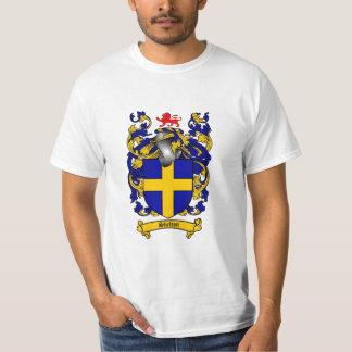 Shelton Family Crest - Shelton Coat of Arms T-Shirt