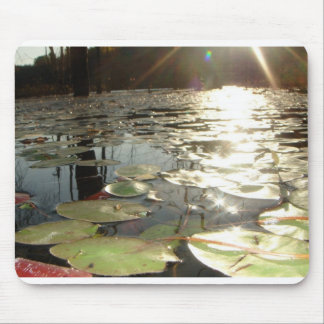 Shelton resavor lilly pads mouse pad