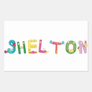 Shelton Sticker