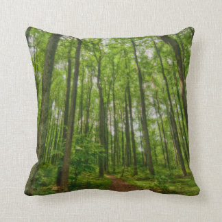 Shenandoah Forest Cushion