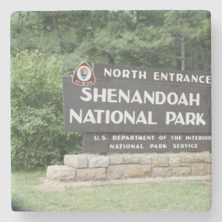 Shenandoah National Park Stone Coaster