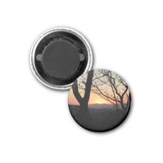 Shenandoah Sunset National Park Landscape Magnet