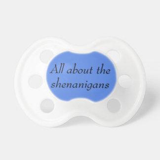 Shenanigans Pacifier