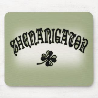 Shenanigator 117 mouse pad