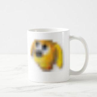 shep basic white mug